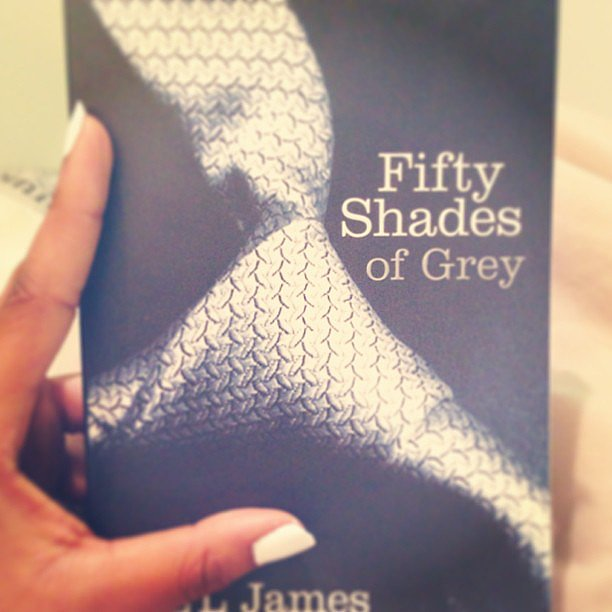 Read an Erotic Novel Why it works: There's nothing like a hot page-turner to get you in touch with your sensual side. As plenty of fans of the Fifty Shades of Grey trilogy can attest, reading an erotic book can open you up to fantasies far from the everyday life you're used to. Source: Instagram user shadi_thato_nkgwe