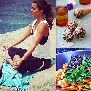 Melissa Ambrosini's Diet & My Day on a Plate