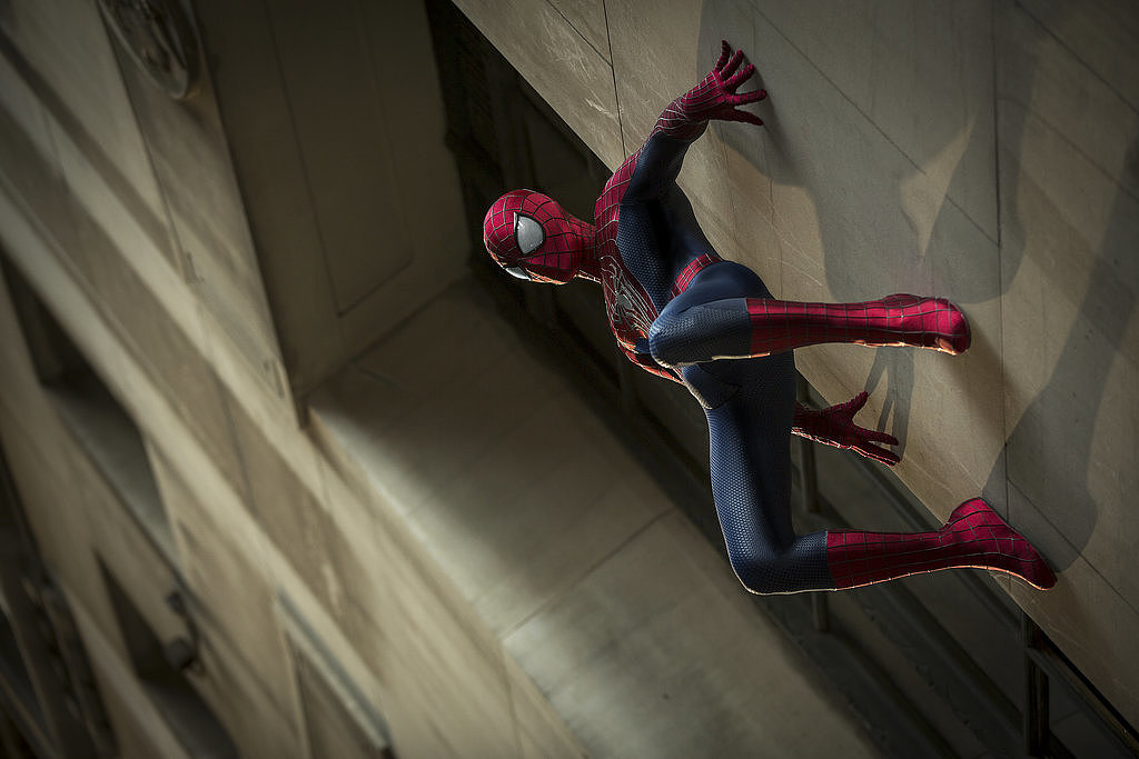 See the First Pictures of The Amazing Spider-Man 2
