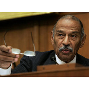 Conyers to Yoo: Could President Order Suspect Buried Alive?