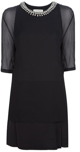 3.1 Phillip Lim sheer shift dress