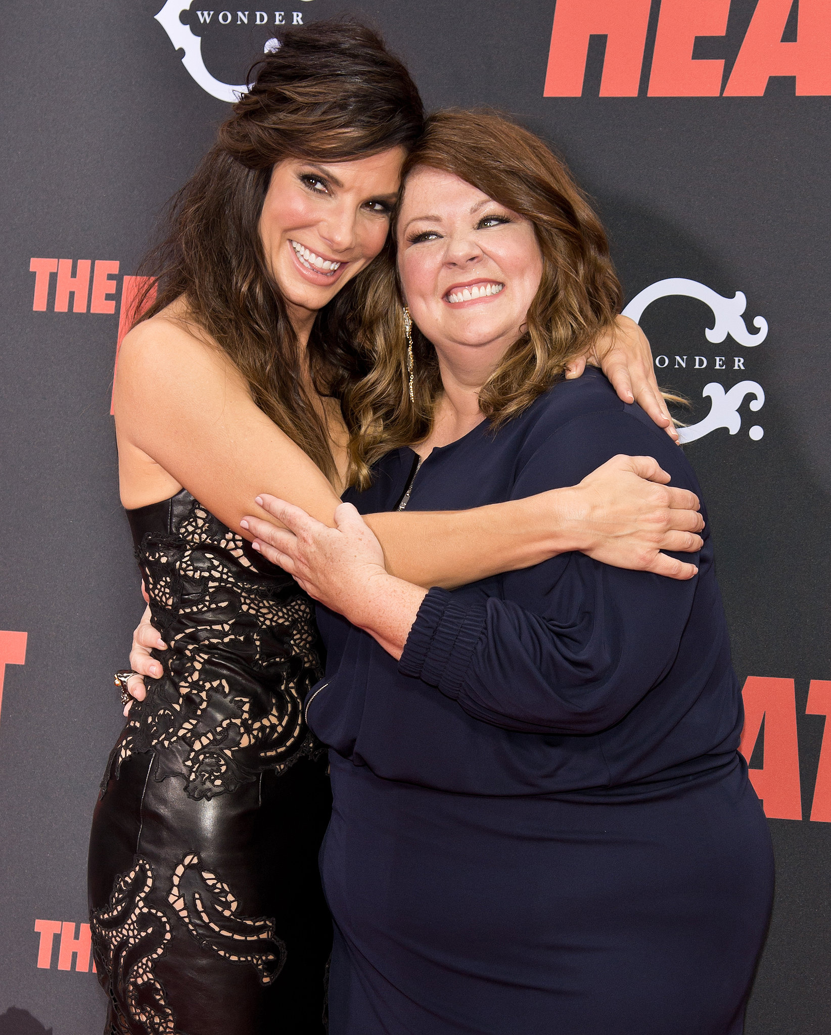 Sandra Bullock and Melissa McCarthy were brought together ...