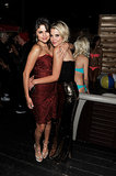 Selena Gomez and Ashley Benson were friendly before collaborating on Spring Breakers but being costars brought them even closer. Most recently, Ashley was there to help her BFF Selena celebrate her 21st birthday earlier this month.