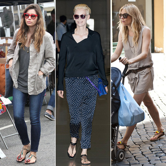 7 Days, 7 Ways: Embellished Sandals to Spice Up Your Week