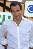 Will Arnett was among the guests at a party hosted by The CW, CBS, and Showtime.