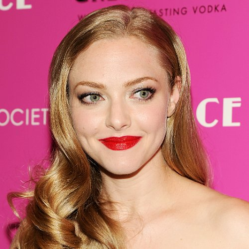 Amanda Seyfried Hair | Lovelace Red Carpet