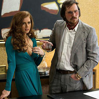 American Hustle Movie Trailer
