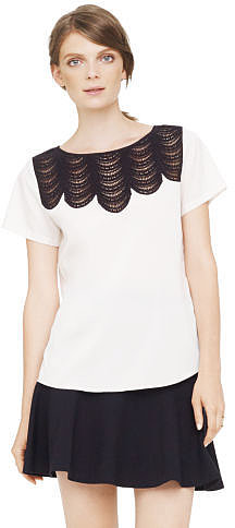 Cassie Lace Top