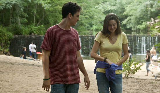 Miles Teller and Shailene Woodley star in The Spectacular Now.