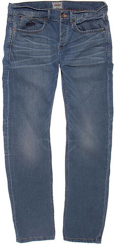 SUPERDRY Copper Fill Relaxed Jeans