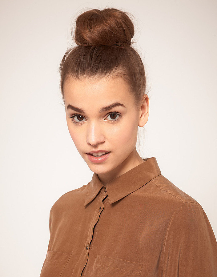 The topknot trend shows no sign of stopping. Make the look all the more easy to style with this volumizing Small Hair Donut by ASOS Collection ($6, originally $8).