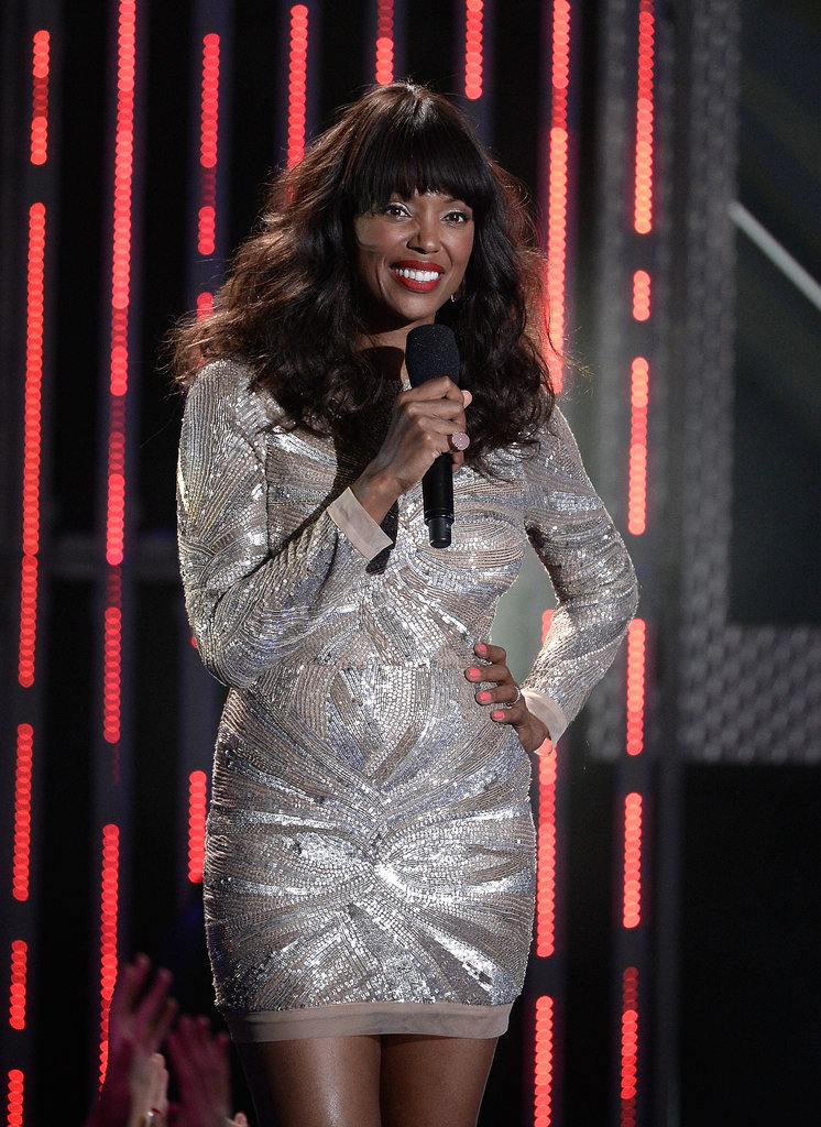 The Talk's Aisha Tyler hosted the 2013 Young Hollywood Awards.
