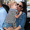 Paula Patton and Robin Thicke With Their Son Julian | Photos
