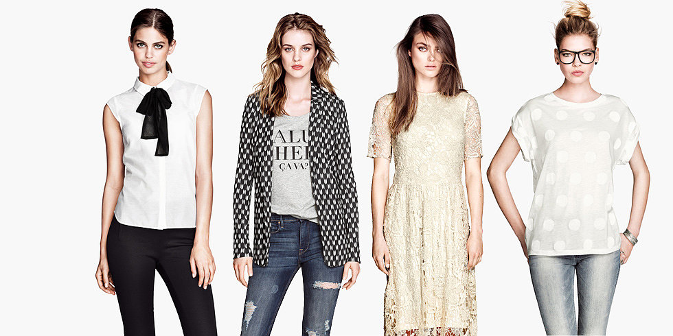 H&M's Ecommerce Reign Enters Day 2, and We're Still Incredibly Excited