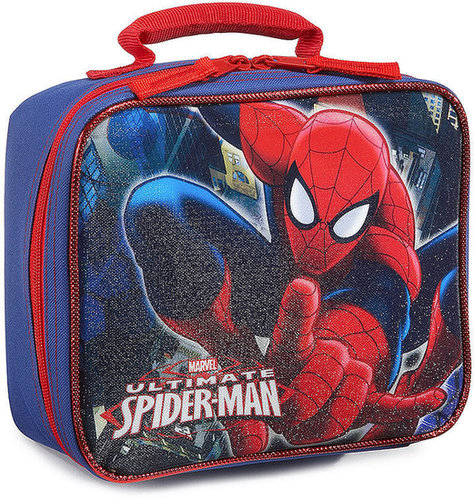 Spider-Man Kids Bag, Boys or Little Boys Lunch Tote