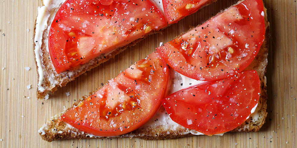 The Best Sandwich to Spotlight Summer's Juiciest Tomatoes