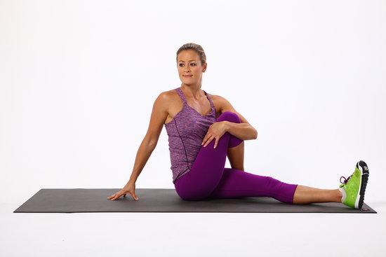 Stretches to Relieve Tight Glutes   POPSUGAR Fitness Australia