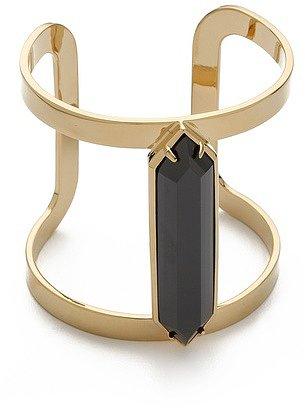 Juicy couture Black Open Cuff