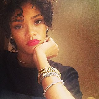 Rihanna With Short Hair | Pictures