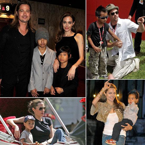 Happy Birthday, Maddox — See the Sweetest Jolie-Pitt Moments!