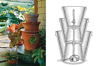 DIY: A Terra-Cotta Fountain
