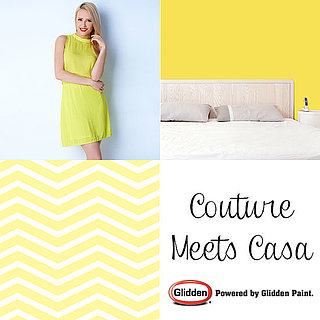 Couture Meets Casa: Runway-Inspired Decorating Tips From Glidden — Part 3