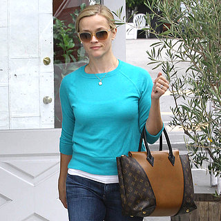 It Bag Alert! Reese Witherspooon Steps Out With the Louis Vuitton W