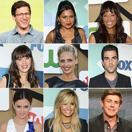 All Your Favourite TV Stars at the TCA Press Tour