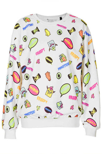 Monster Sweat By Tee And Cake