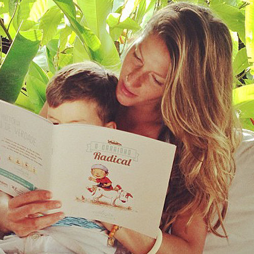 Gisele inonde Instagram de photos d'elles et de ses enfants ! On adore !