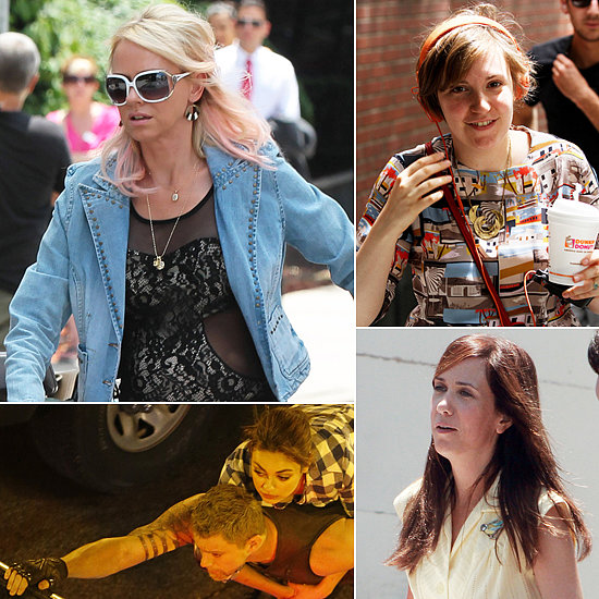 Naomi Watts, Kristen Wiig, Channing Tatum, and More Stars on Set
