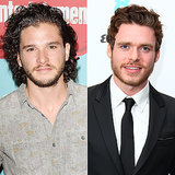 "During a red carpet interview with POPSUGAR in 2013, Game of Thrones star Kit Harington selected castmate Richard Madden as one of Westeros's biggest studs: ""Westeros's sexiest man is Richard Madden . . . yeah. I've got a complete man crush on Richard Madden."""