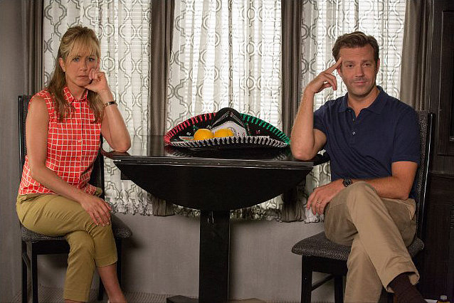 We're the Millers: See Jennifer Aniston and Jason Sudeikis's Fake Family Album