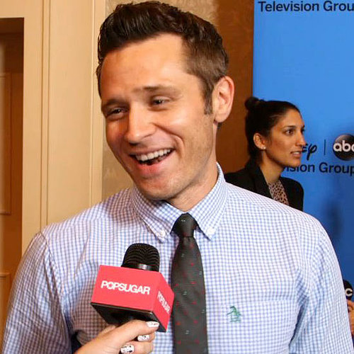 Seamus Dever on Castle and Scandal Interview (Video)