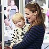 Jennifer Garner and Ben Affleck Run Errands in LA Together
