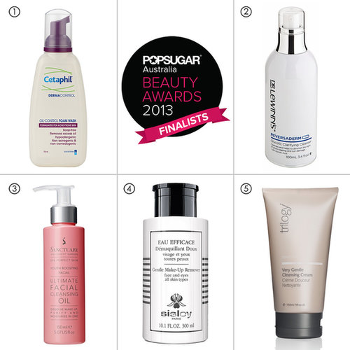 Best Cleanser in the POPSUGAR Australia Beauty Awards 2013