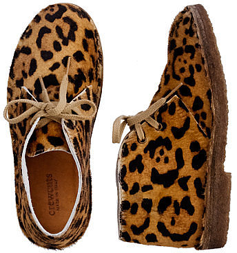 Girls' Collection leopard MacAlister boots