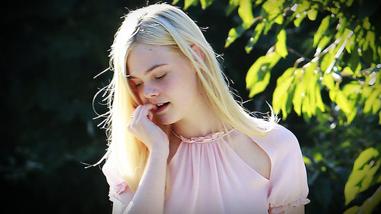 Would You Wear Embellished Pants Like Elle Fanning?