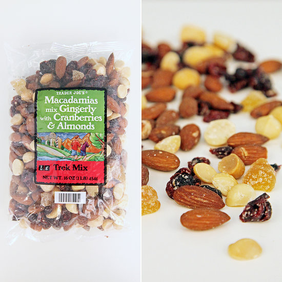 Macadamias Mix Gingerly With Cranberries & Almonds