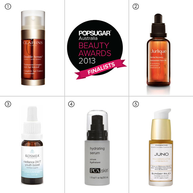 Best Serum in the POPSUGAR Australia Beauty Awards 2013