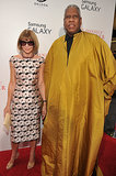 Anna Wintour and André Leon Talley made an entrance on the red carpet for the premiere of The Butler.