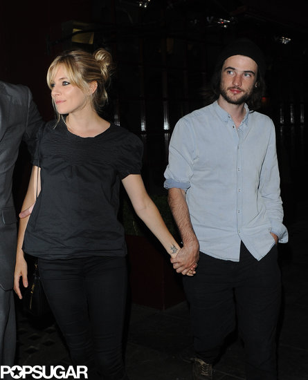 Sienna Miller Opens Up About Her Acting Hiatus and Spends a Date Night With Tom Sturridge