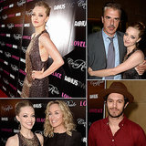 Amanda Seyfried Shows Love For Her Lovelace Cast