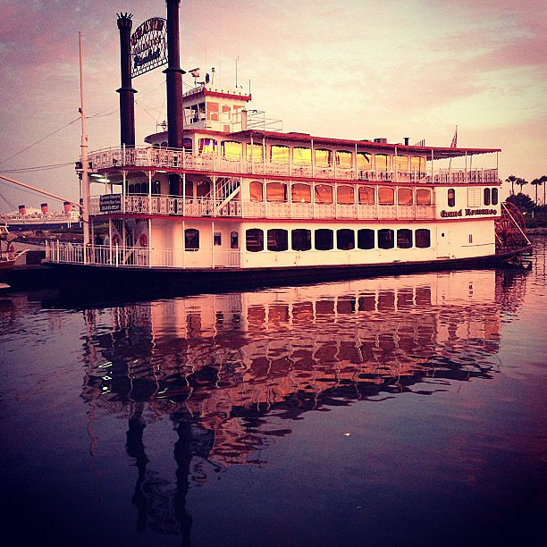 Go on a Sunset Dinner Cruise