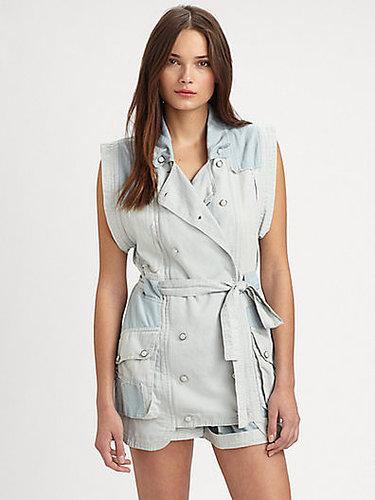 Shona Joy Go Your Own Way Convertible Vest