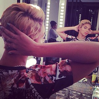 You Have to See Beyoncé's Short Hair to Believe It