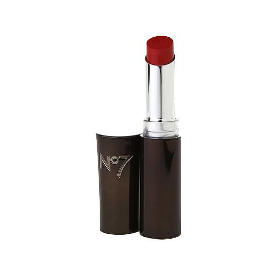 This blue-based Boots No7 Stay Perfect Lipstick in Love Red ($10) is the classic crimson every woman can wear.