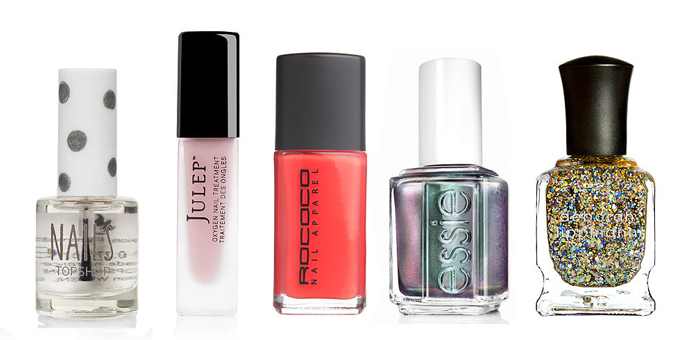 The New Nail Polish Launches You'll Want to Try This Month