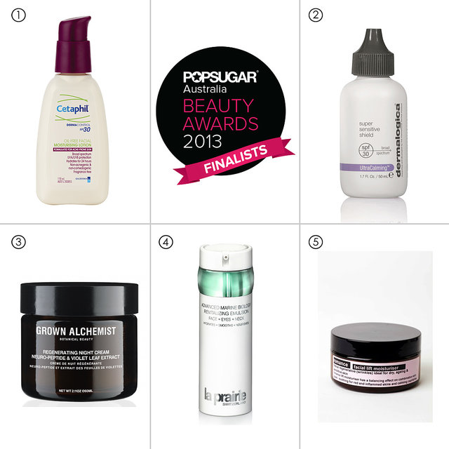 Best Moisturiser POPSUGAR Australia Beauty Awards 2013