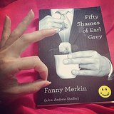 "Jangbarts enjoyed the Fifty Shades of Grey parody Fifty Shames of Earl Grey: ""'My hair is fifty shades of messed up. Why is it so kinky and out of control?' — first few lines — HILARIOUS!!"""